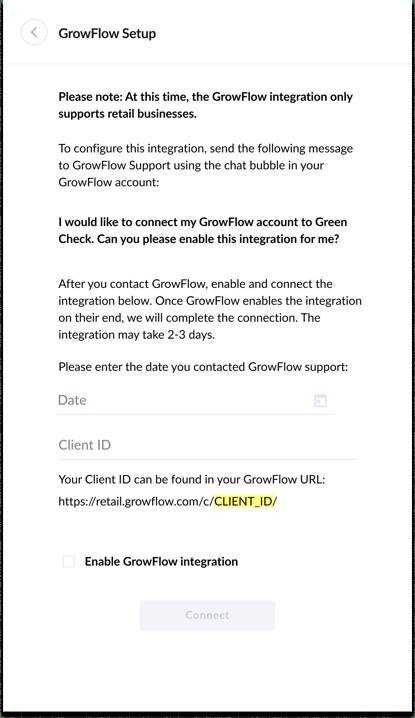 GrowFlowSetup